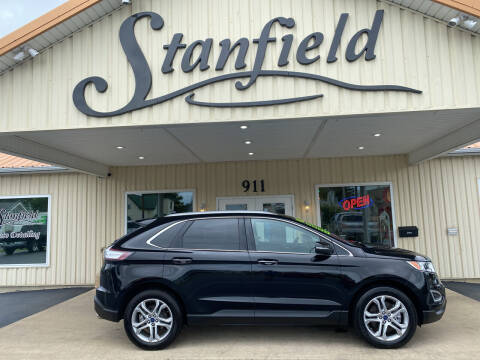 2016 Ford Edge for sale at Stanfield Auto Sales in Greenfield IN