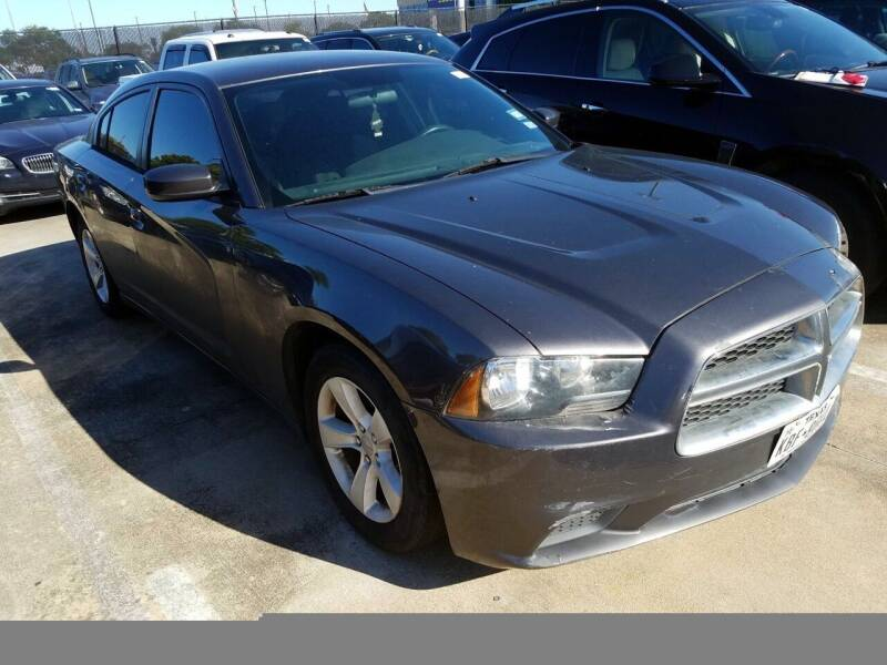 2014 Dodge Charger for sale at National Auto Group in Houston TX