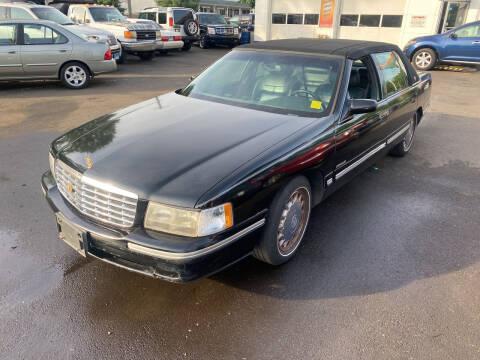 1999 Cadillac DeVille for sale at Vuolo Auto Sales in North Haven CT