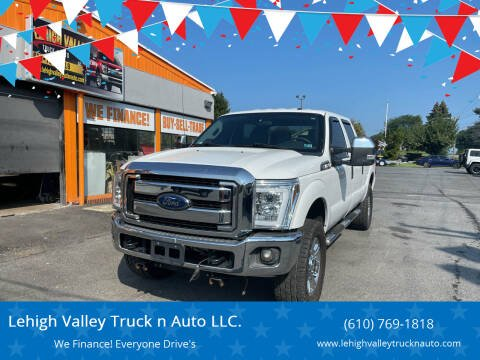 2015 Ford F-250 Super Duty for sale at Lehigh Valley Truck n Auto LLC. in Schnecksville PA
