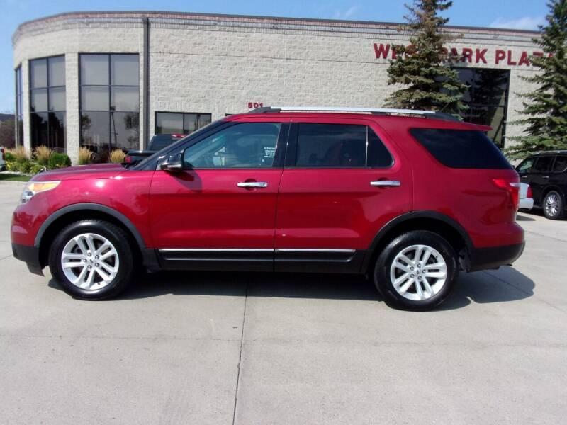 2013 Ford Explorer for sale at Elite Motors in Fargo ND