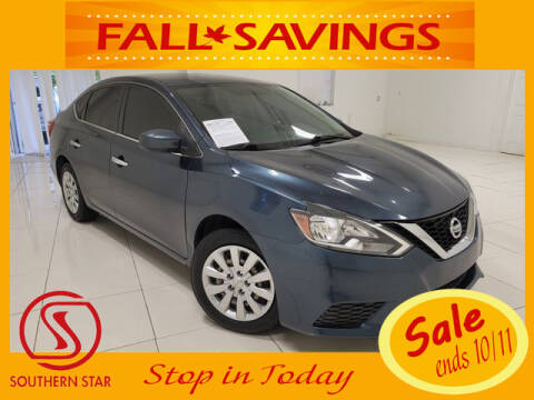 2017 Nissan Sentra for sale at Southern Star Automotive, Inc. in Duluth GA