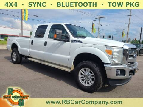 2014 Ford F-350 Super Duty for sale at R & B Car Company in South Bend IN