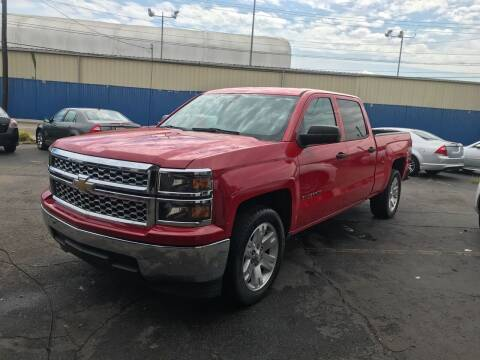 2014 Chevrolet Silverado 1500 for sale at Eddie's Auto Sales in Jeffersonville IN