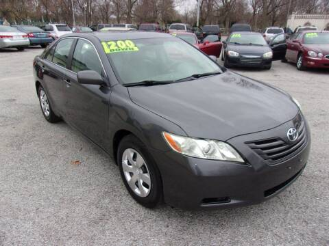 2007 Toyota Camry for sale at Car Credit Auto Sales in Terre Haute IN