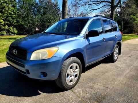 2006 Toyota RAV4 for sale at MEE Enterprises Inc in Milford MA
