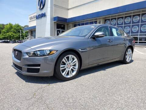 2019 Jaguar XE for sale at CU Carfinders in Norcross GA
