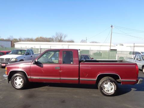 1996 Chevrolet C/K 1500 Series for sale at Cars Unlimited Inc in Lebanon TN