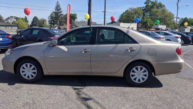 2006 Toyota Camry for sale at Alvarez Auto Sales in Kennewick WA