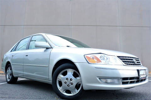 2003 Toyota Avalon for sale at Chantilly Auto Sales in Chantilly VA