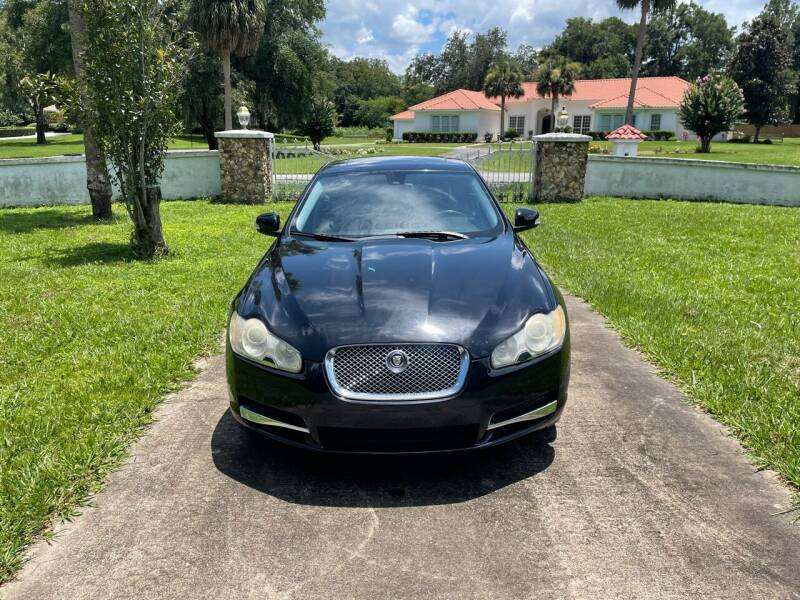 2009 Jaguar XF for sale at Louie's Auto Sales in Leesburg FL