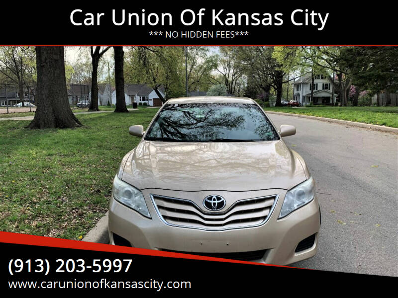 2011 Toyota Camry for sale at Car Union Of Kansas City in Kansas City MO