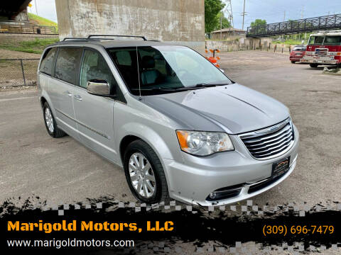 2011 Chrysler Town and Country for sale at Marigold Motors, LLC in Pekin IL