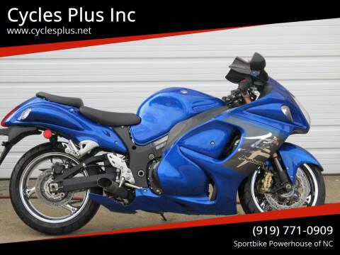 2014 Suzuki Hayabusa for sale at Cycles Plus Inc in Garner NC
