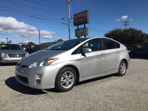 2010 Toyota Prius for sale at Autohaus of Greensboro in Greensboro NC