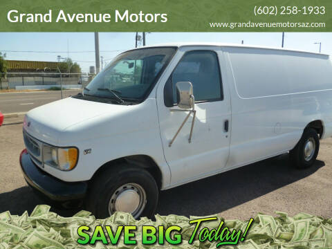 1997 Ford E-150 for sale at Grand Avenue Motors in Phoenix AZ