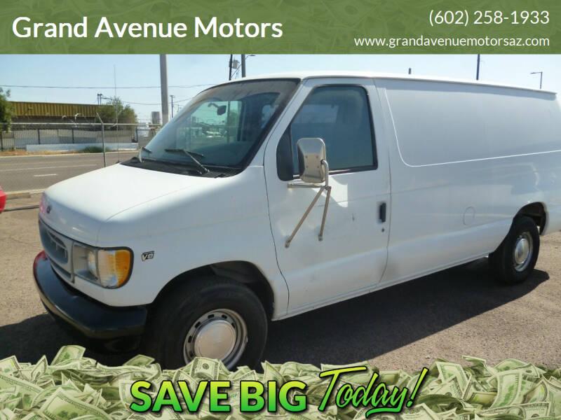 1997 Ford E-150 for sale at Grand Avenue Motors in Phoenix AZ