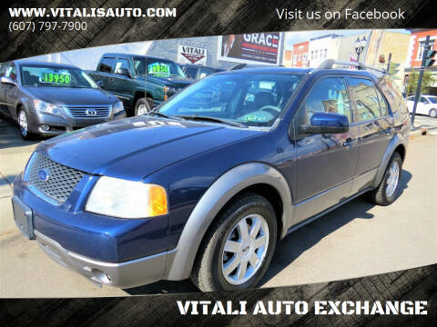 2005 Ford Freestyle for sale at VITALI AUTO EXCHANGE in Johnson City NY