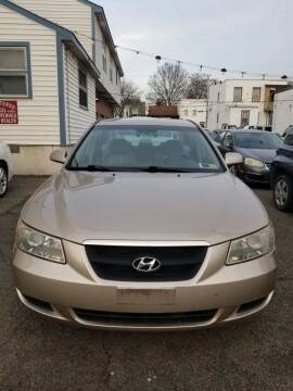 2008 Hyundai Sonata for sale at Perez Auto Group LLC -Little Motors in Albany NY
