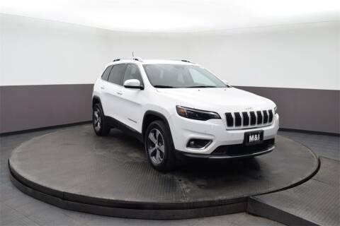 2019 Jeep Cherokee for sale at M & I Imports in Highland Park IL