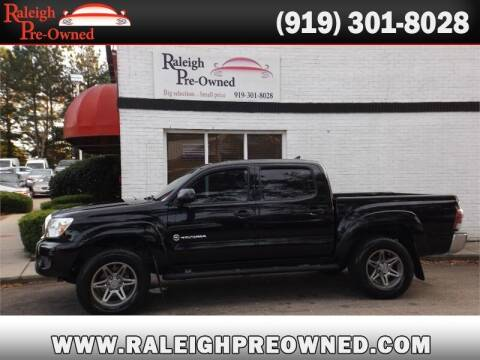 2012 Toyota Tacoma for sale at Raleigh Pre-Owned in Raleigh NC
