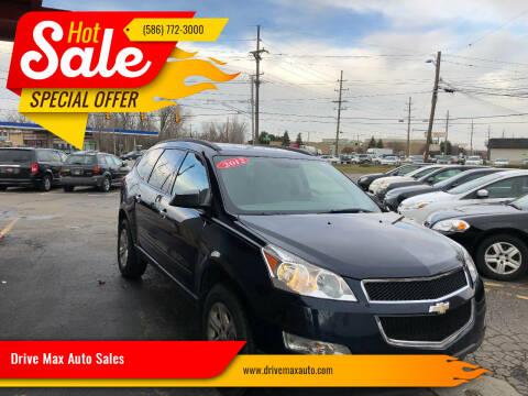 2012 Chevrolet Traverse for sale at Drive Max Auto Sales in Warren MI