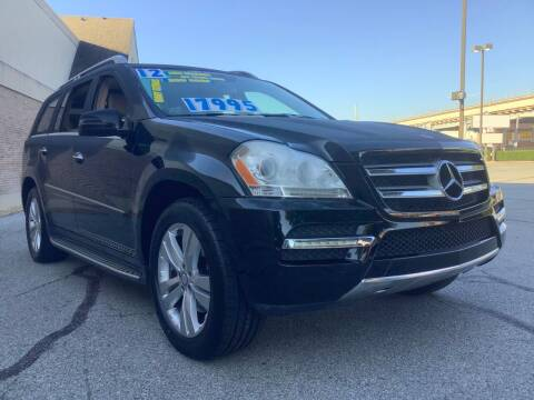 2012 Mercedes-Benz GL-Class for sale at Active Auto Sales Inc in Philadelphia PA
