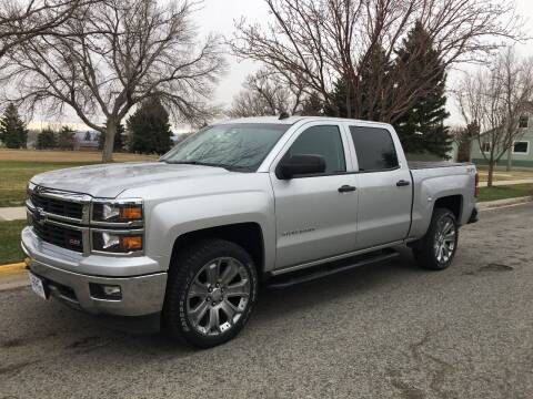 2014 Chevrolet Silverado 1500 for sale at Kevs Auto Sales in Helena MT