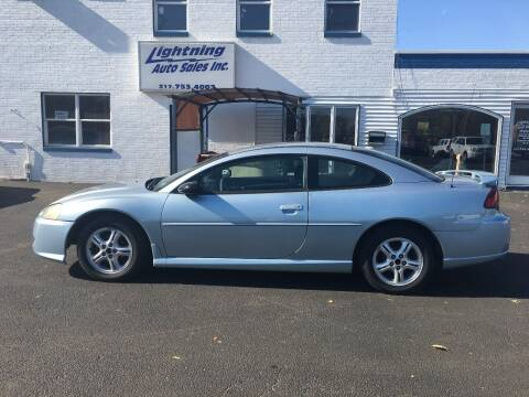 2003 Dodge Stratus for sale at Lightning Auto Sales in Springfield IL