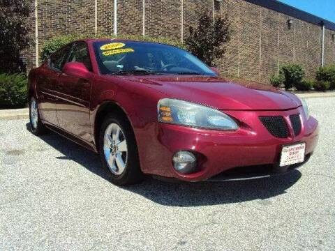 2005 Pontiac Grand Prix for sale at Classic Motor Group in Cleveland OH