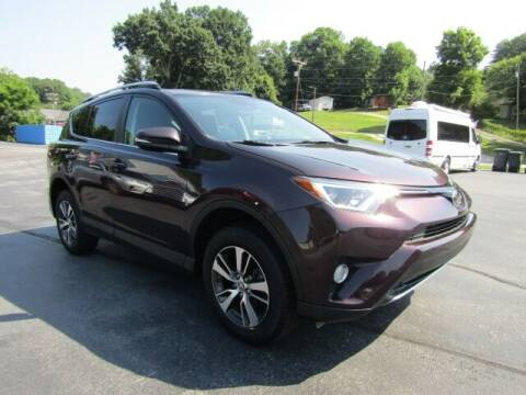 2018 Toyota RAV4 for sale at Specialty Car Company in North Wilkesboro NC