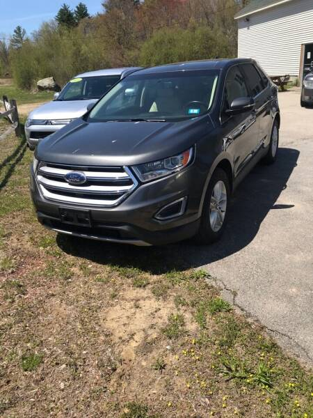2016 Ford Edge AWD SEL 4dr Crossover - Brentwood NH