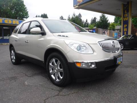 2008 Buick Enclave for sale at Brooks Motor Company, Inc in Milwaukie OR