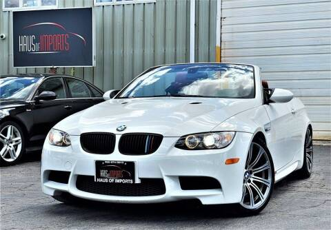 2009 BMW M3 for sale at Haus of Imports in Lemont IL