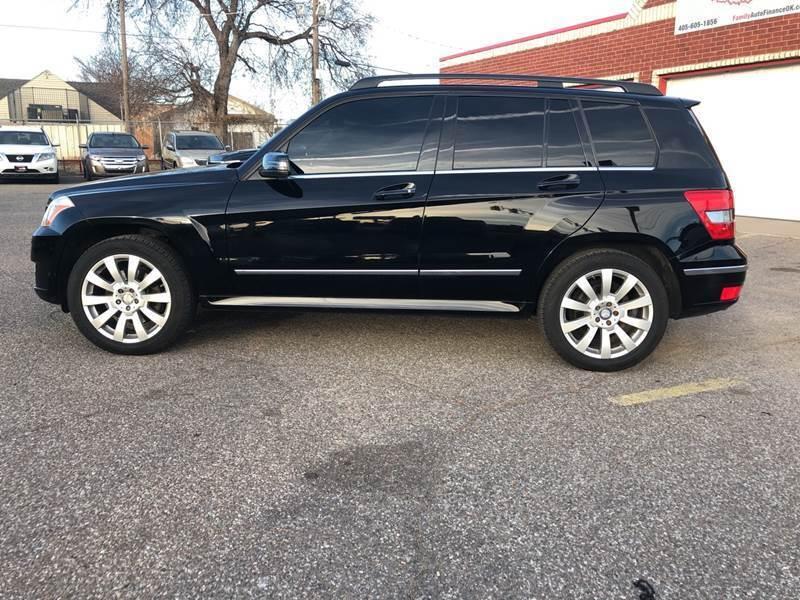2012 Mercedes-Benz GLK for sale at Family Auto Finance OKC LLC in Oklahoma City OK