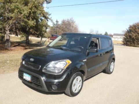 2013 Kia Soul for sale at HUDSON AUTO MART LLC in Hudson WI