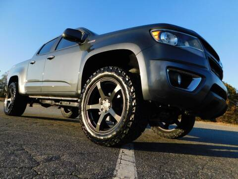 2016 Chevrolet Colorado for sale at Used Cars For Sale in Kernersville NC