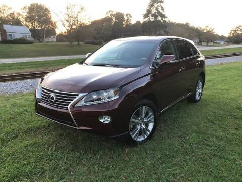 2015 Lexus RX 450h for sale at Automotive Experts Sales in Statham GA