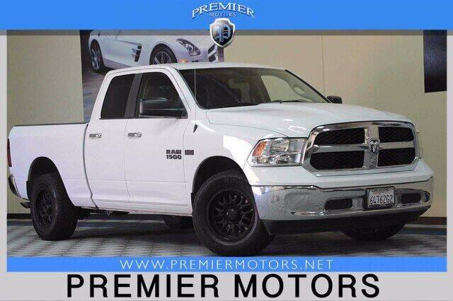 2017 RAM Ram Pickup 1500 for sale at Premier Motors in Hayward CA
