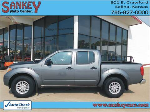 2019 Nissan Frontier for sale at Sankey Auto Center, Inc in Salina KS