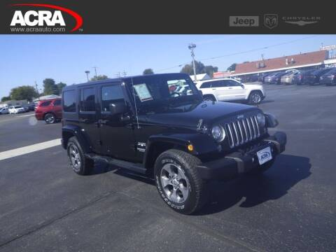2017 Jeep Wrangler Unlimited for sale at BuyRight Auto in Greensburg IN