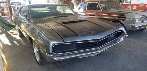 1970 Ford Torino for sale at Vehicle Liquidation in Littlerock CA
