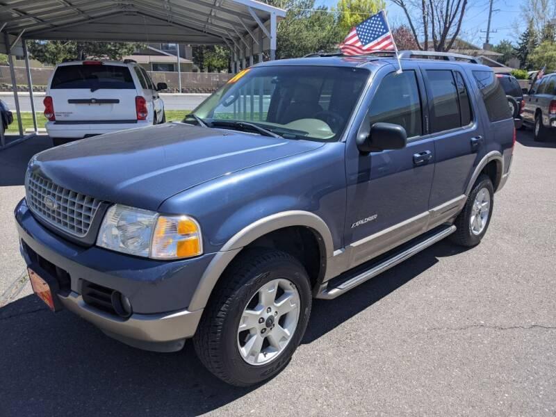 2004 Ford Explorer for sale at Progressive Auto Sales in Twin Falls ID