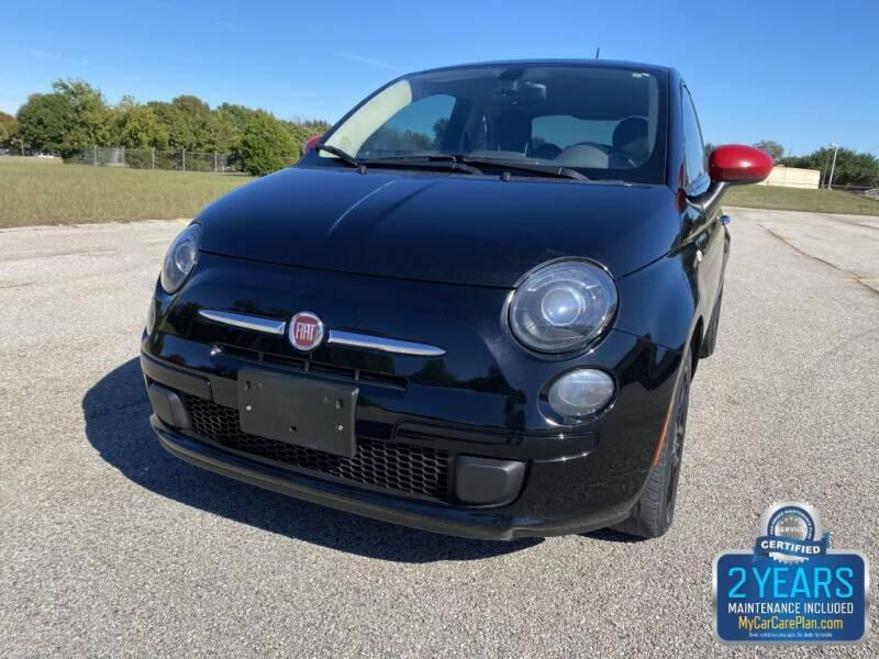 2016 FIAT 500 for sale at Destin Motors in Plano TX