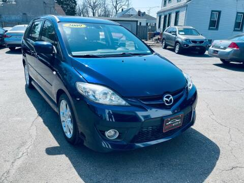 2009 Mazda MAZDA5 for sale at SHEFFIELD MOTORS INC in Kenosha WI
