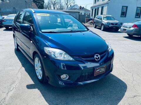2009 Mazda MAZDA5 for sale at SHEFFIELD MOTORS INC in Kenosha WI