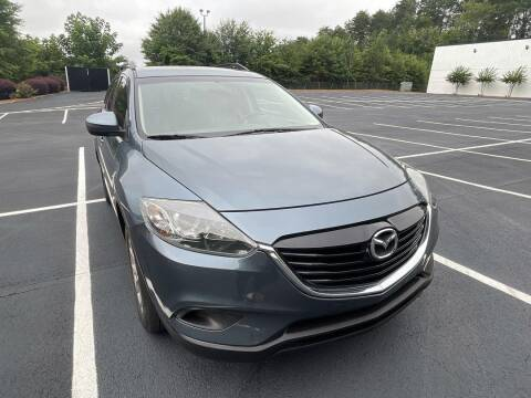 2014 Mazda CX-9 for sale at CU Carfinders in Norcross GA