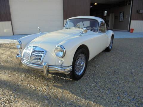 1958 MG MGA for sale at D & P Sales LLC in Wichita KS