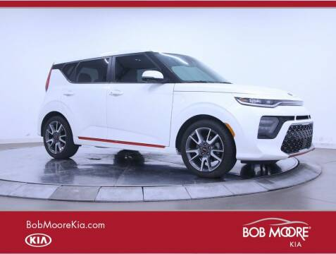 2020 Kia Soul for sale at Bob Moore Kia in Oklahoma City OK