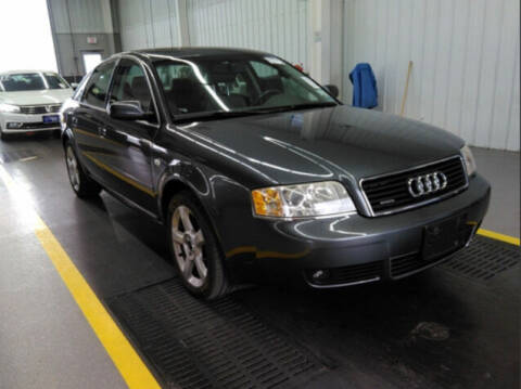 2004 Audi A6 for sale at HW Used Car Sales LTD in Chicago IL